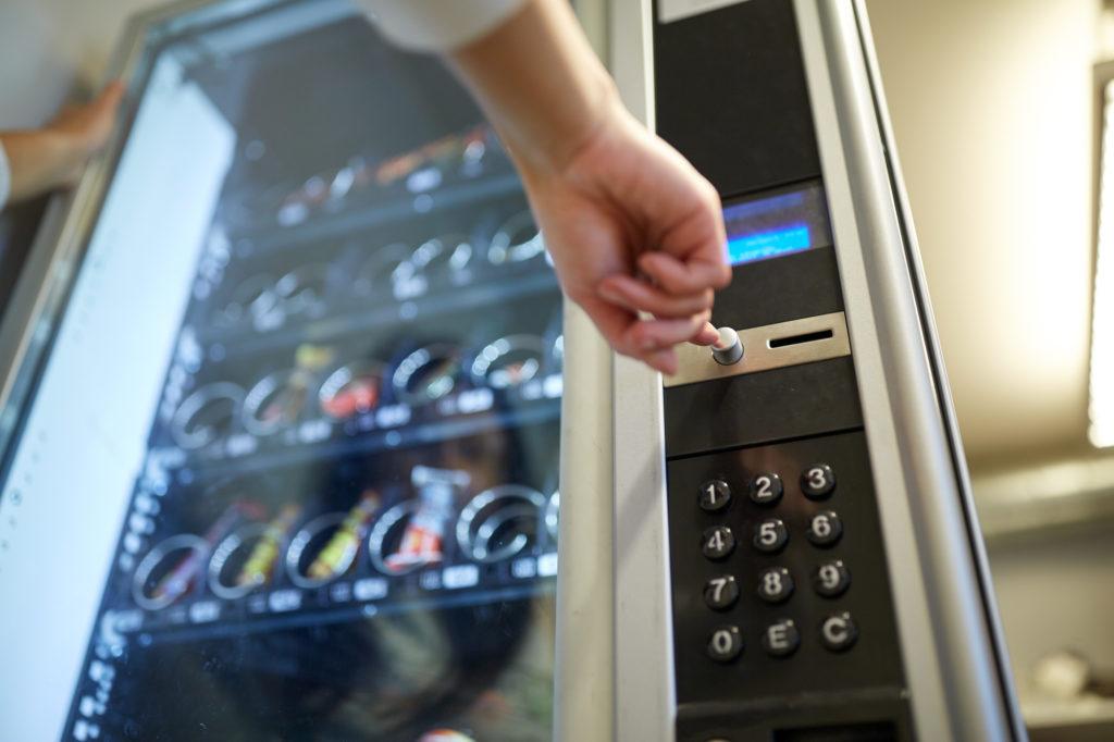 Buy My Own Vending Machine