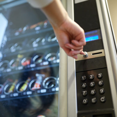 Being Your Own Boss With Vending Machines: Weighing the Pros and Cons