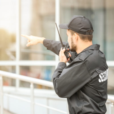 2 Tips for Hiring Building Security for Your Small Business
