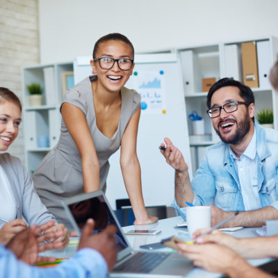 I Love My Company! Everything You Need to Know about Creating a Positive Work Environment
