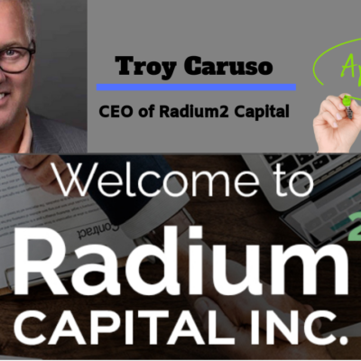 Radium2 Capital Funding Is Your Best Option to Secure Funding for Your Small Business