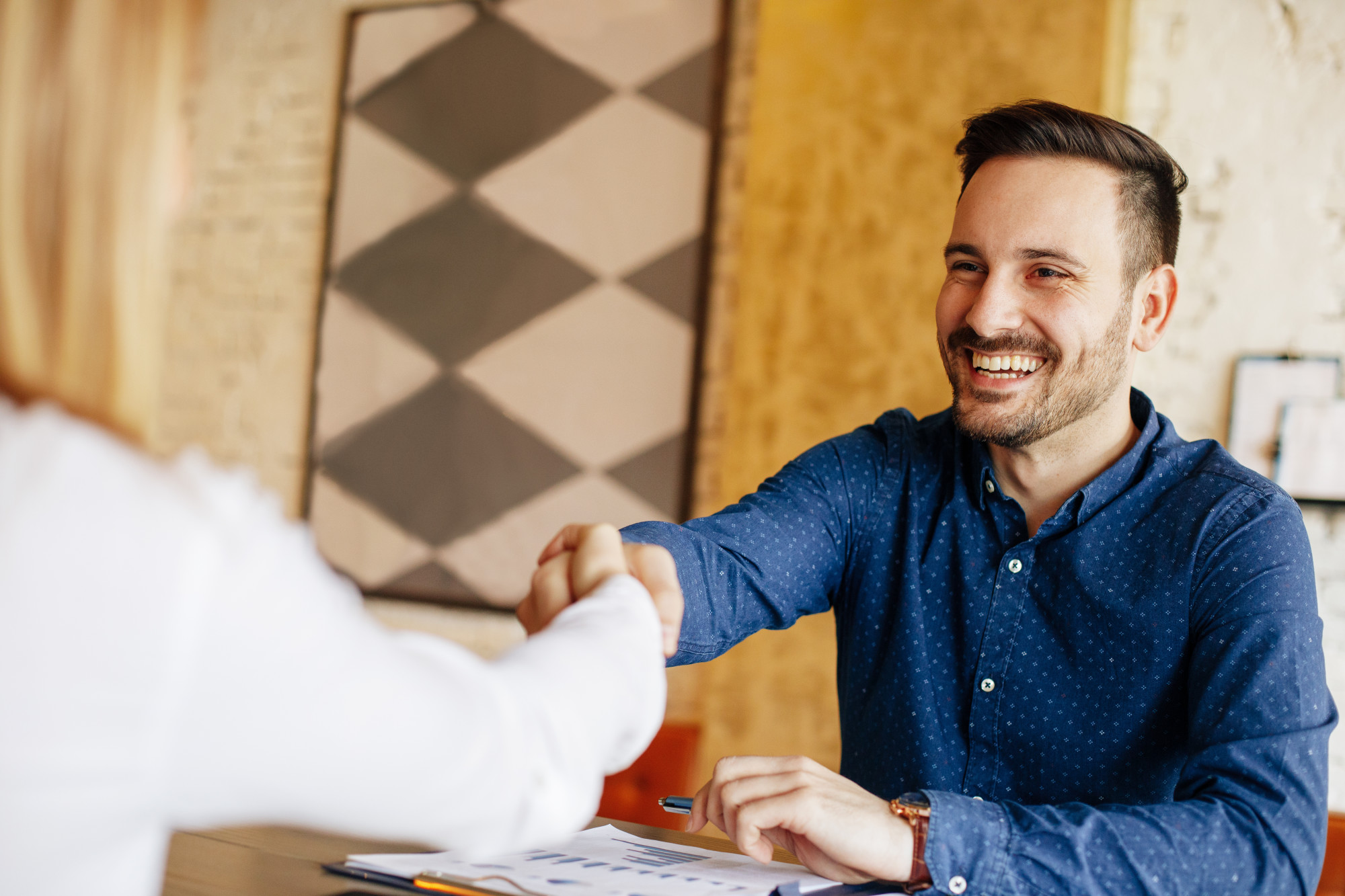 First Impressions are Everything: How to Make a Great First Impression on Potential Customers