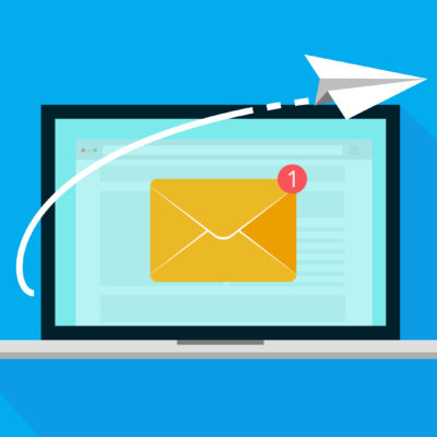 What are transactional e-mails?