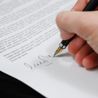 A List of Legal Documents Business Owners Need to Know About