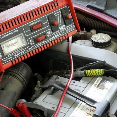 History of the Car Battery