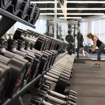 Handy gym essentials; gym floor safety