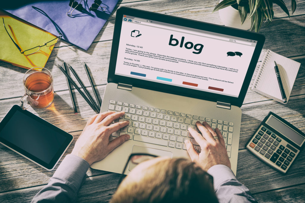 7 Tips for Businesses on Building a Strategy for Blogs