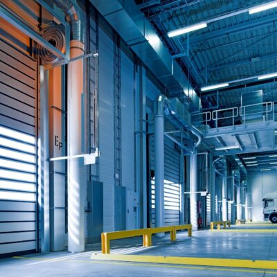 How To Choose The Best Industrial Door For Your Business