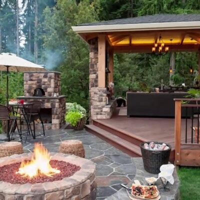 Ways to make your home and outdoor area look like it has been professionally designed