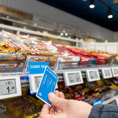 What Are The Benefits of Using Electronic Shelf Labels?