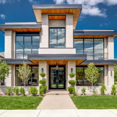 Brand Facade: Why Your Business Building's Landscape Matters