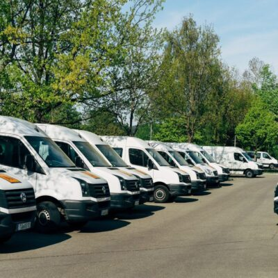 Why you Need Insurance for Van Fleets